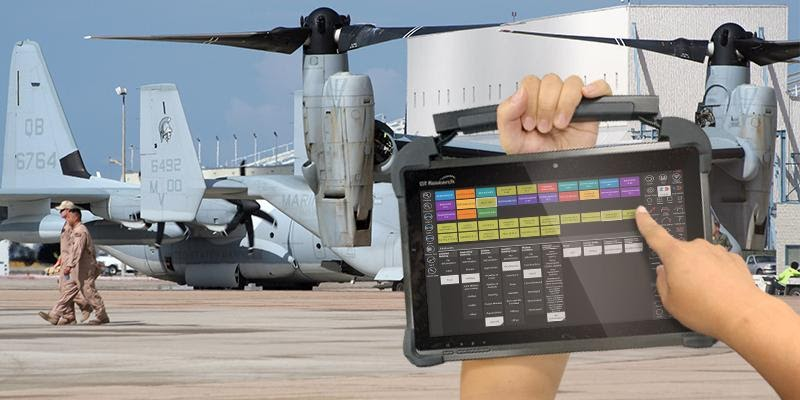 military grade rugged tablet